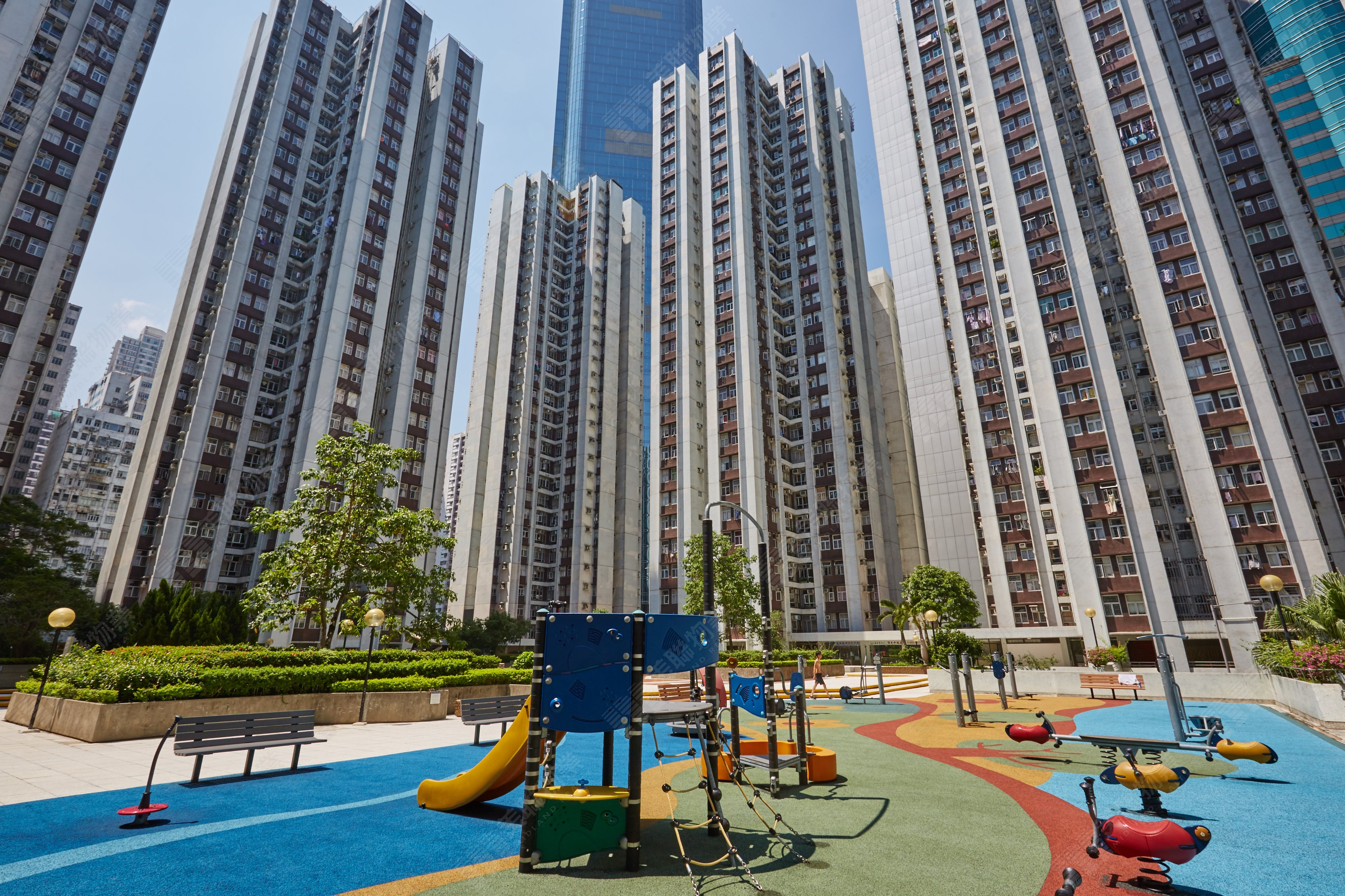 Taikoo Shing - Sai Wan Ho / Taikoo   Estate Page   Midland Realty